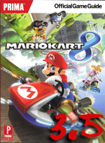 Mario Kart 8 strategy guide review