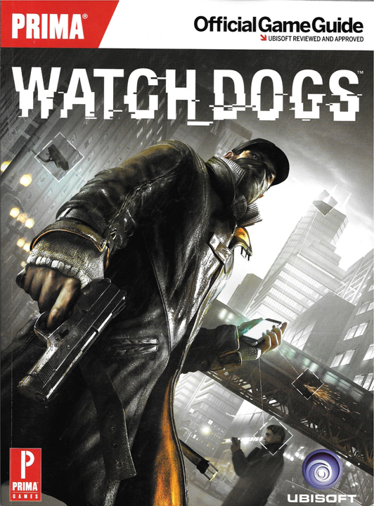 Watch Dogs  Green Outlines