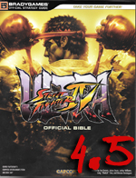 Ultra Street Fighter IV strategy guide review