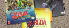 Wordless Wednesday: The Zelda Games I Never Finished