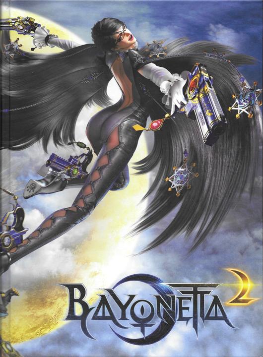bayonetta 2 strategy guide pdf
