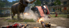 Monday Gaming Diary: Turkey and Far Cry 4