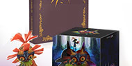 Majora's Mask 3D CE and Strategy Guide CE Bundle