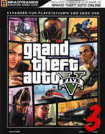 Grand Theft Auto V strategy guide review