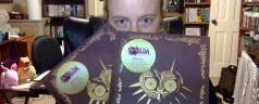 Majora's Mask Strategy Guide Collector's Edition Unboxing