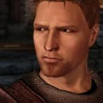 Alistair is not amused.