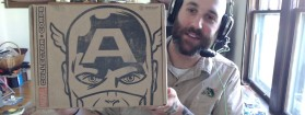 The Corner of Randomness: Unboxing the first Marvel Collector Corps