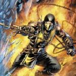 Mortal Kombat X comics