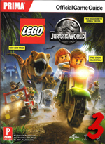 LEGO Jurassic World strategy guide review