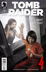 Tomb Raider #18 review
