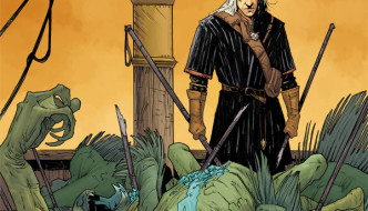 The Witcher: Fox Children #4