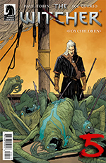 The Witcher: Fox Children #4 review
