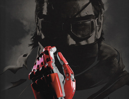 Metal Gear Solid V: The Phantom Pain Strategy Guide Review