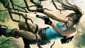 Comic Review: Lara Croft and the Frozen Omen #1