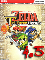 Tri Force Heroes strategy guide review