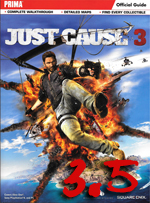 Just Cause 3 strategy guide review
