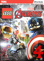 LEGO Marvel's Avengers strategy guide review