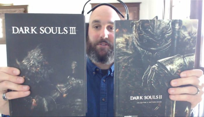 Initial Impressions of the Dark Souls III Strategy Guide by Prima Games