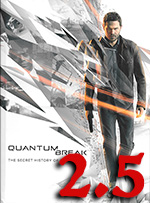 Quantum Break strategy guide review