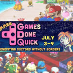 Monday Gaming Diary: Summer Games Done Quick 2016