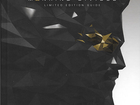 Deus Ex: Mankind Divided Strategy Guide Review