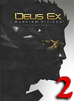Deus Ex Mankind Divided strategy guide review