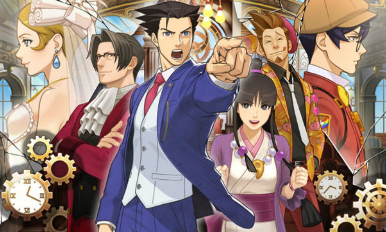 Phoenix Wright Time Traveler Turnabout