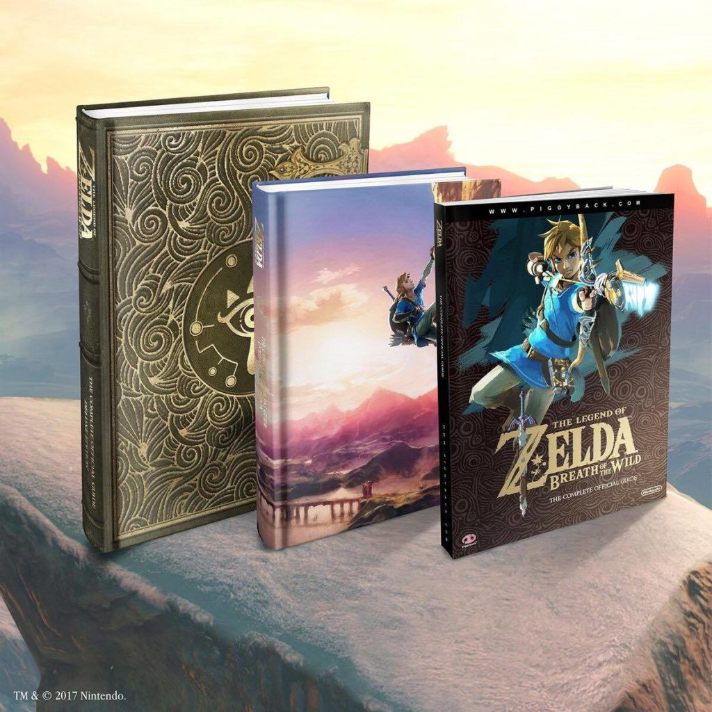 Breath of the Wild strategy guide