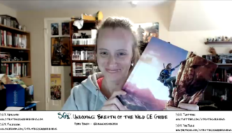 Unboxing The Legend of Zelda: Breath of the Wild Collector's Edition Strategy Guide (Video)