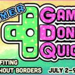 Gaming Diary: 2017 SGDQ Blues