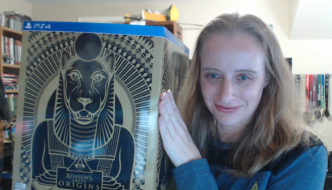 Why Should I Buy? Unboxing the Assassin's Creed Origins Collector's Edition