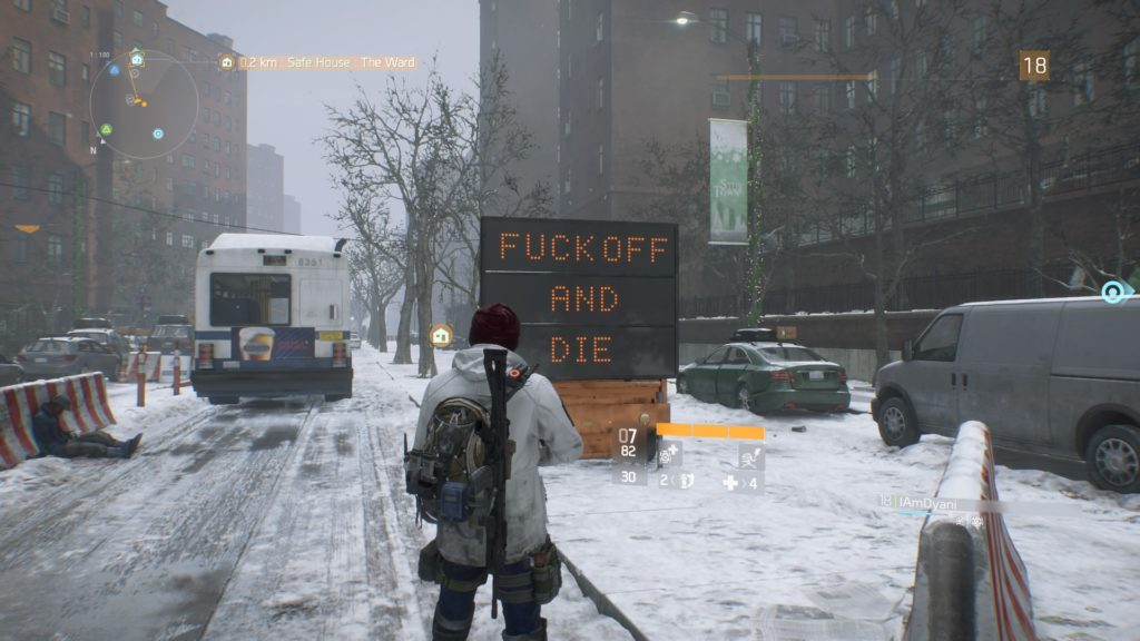 The Division lolz