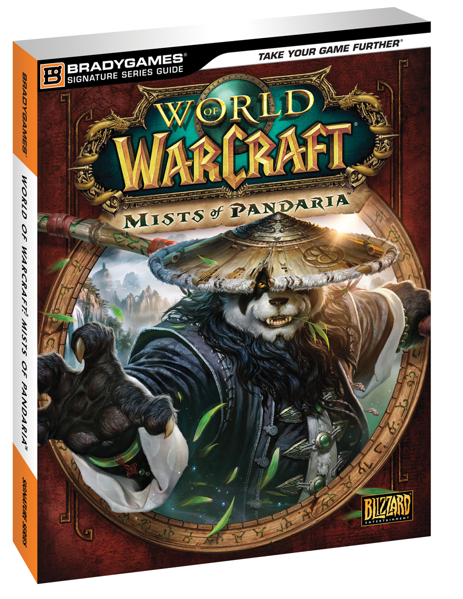 mists  pandaria strategy guide covers announced