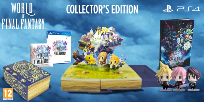world of final fantasy strategy guide pdf