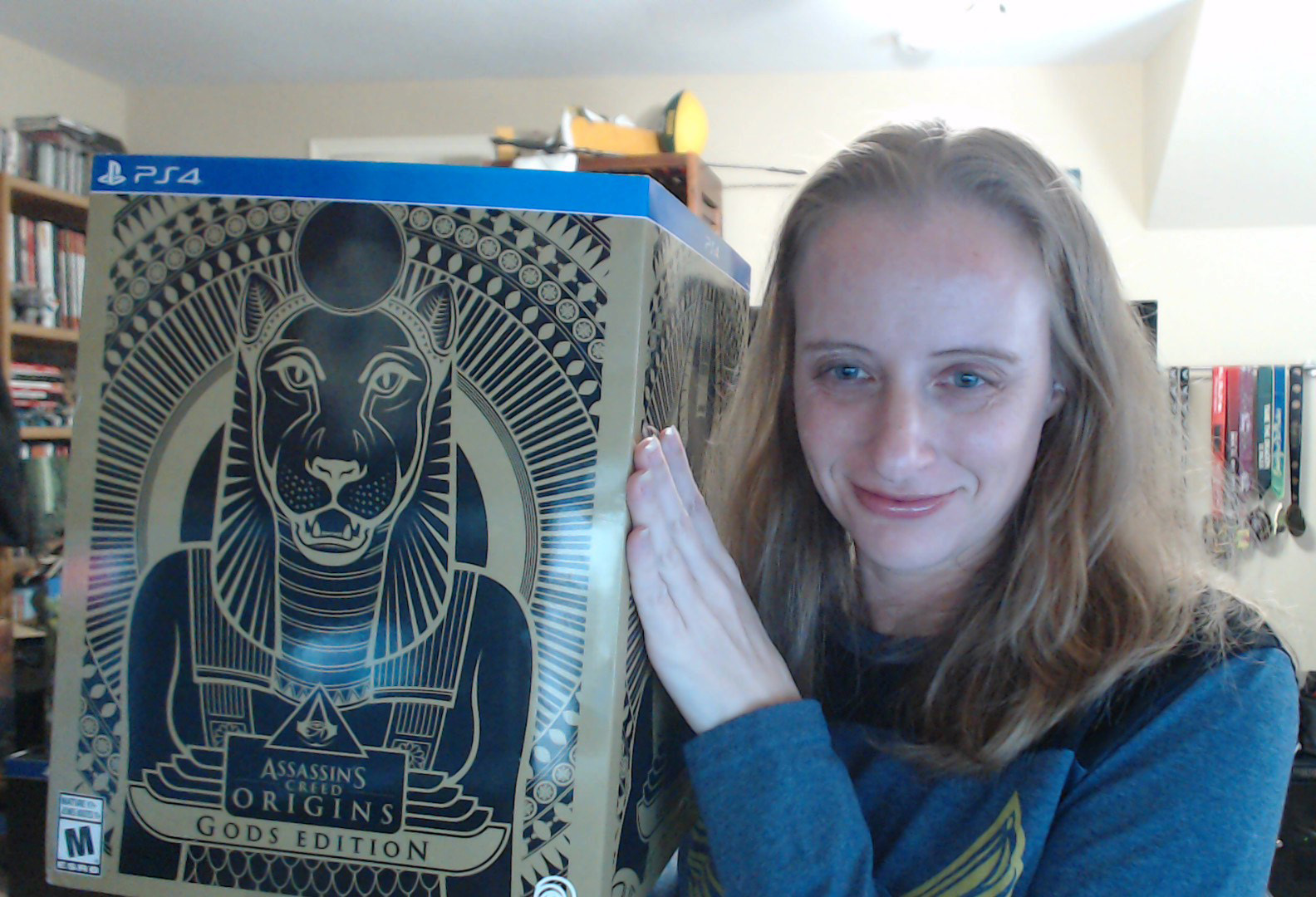 Unboxing The Assassins Creed Origins Collectors Edition