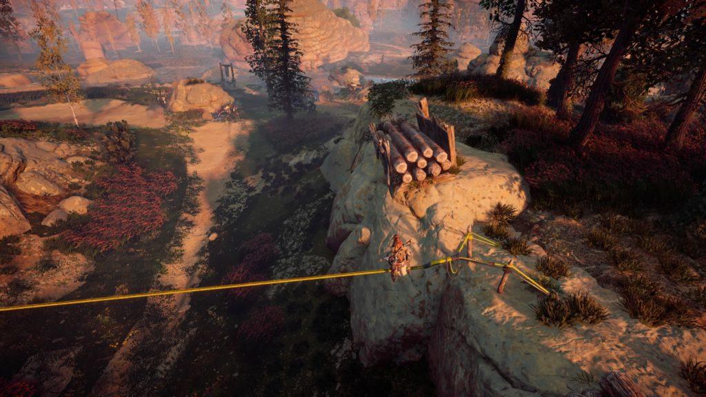 hunter trials horizon zero dawn